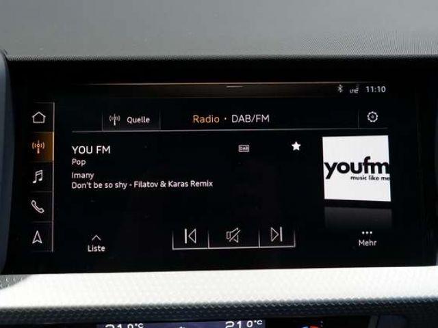 Audi A1 citycarver 30 TFSI S line MMI ACC LED 17 Zoll