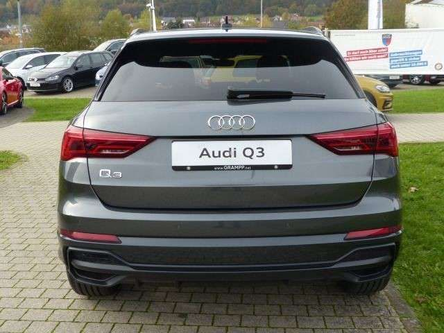 Audi Q3 S-line 35TFSI LED+NAVI+PDC+DAB+SHZ+GRA+BT