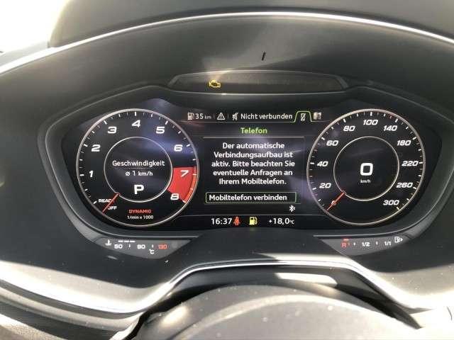 Audi TT Roadster 45 TFSI quattro S tronic Navi+Leder