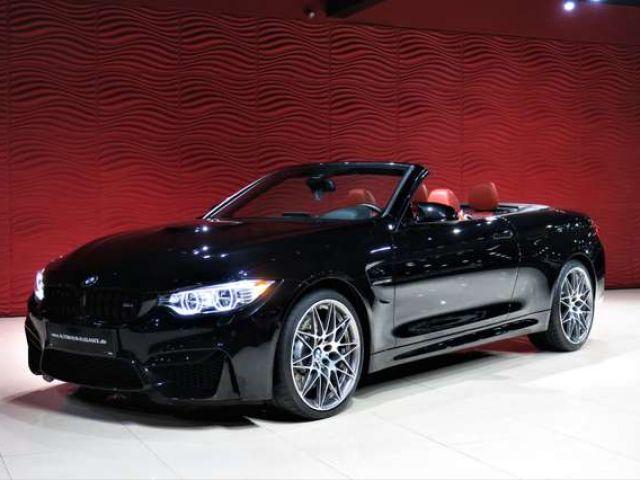 BMW M4 2017 Benzine