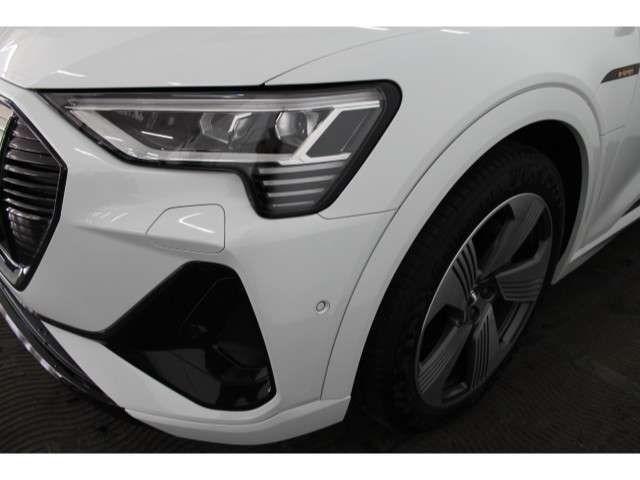 Audi e-tron S line 50 quattro 230 kW