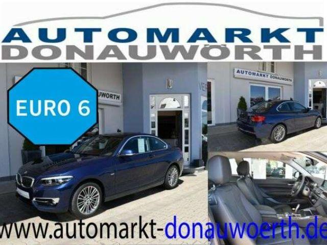 BMW 220 2018 Benzine