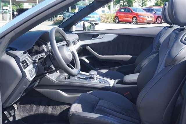 Audi A5 Cabrio 40 2.0 TDI s-tronic S-LINE+AHK+B&O+LED+ALC