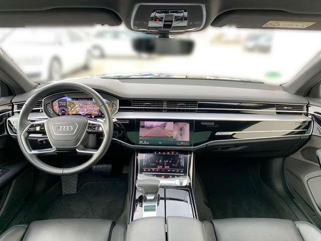 Audi A8 55 TFSI Quattro / Panorama,Massage,Navi,Matri