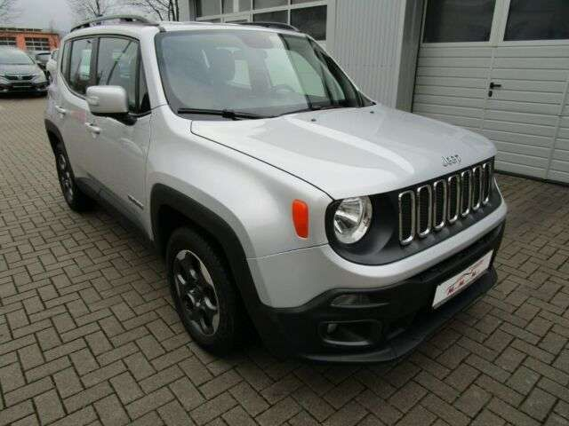 Jeep Renegade 2018 Benzine