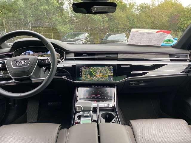 Audi A8 60 TFSI e tiptronic quattro Assistenzpaket Dynami