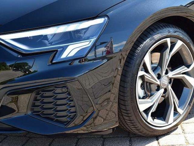 Audi A3 Sportback S line 35 TDI S tr., LED+Alu18+Virtual+