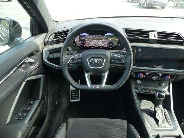 Audi Q3 S Line 40TDI Quattro LED+NAVI+DAB+SHZ+PANO+BT