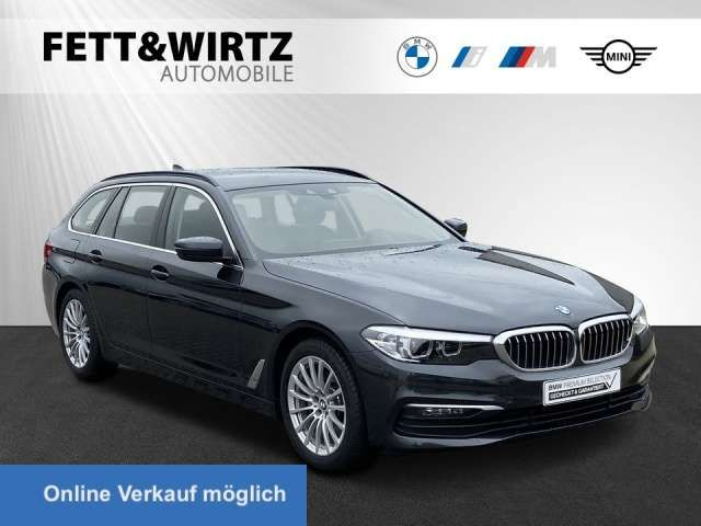 BMW 520 2018 Diesel