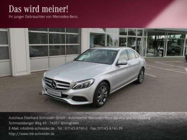 Mercedes-Benz C 180 2017 Benzine