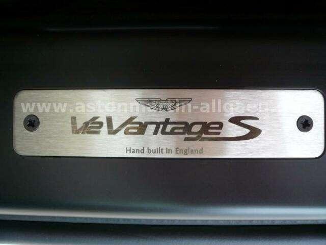 Aston Martin Vantage V12 S Werks - Leistung 603 PS Rarität