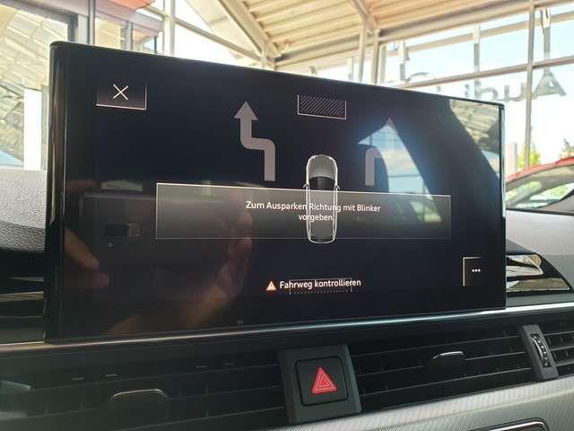 Audi A4 Avant 40 TDI q. S-Tronic advanced, Matrix, He