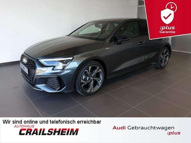 Audi A3 35 TDI S-Tronic S-Line Sport 2x, LE