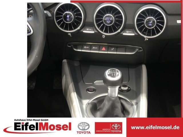 """Audi TT 1.8 TFSI S-Line LED 1 Hand SHZ Alu 19"""""""""""