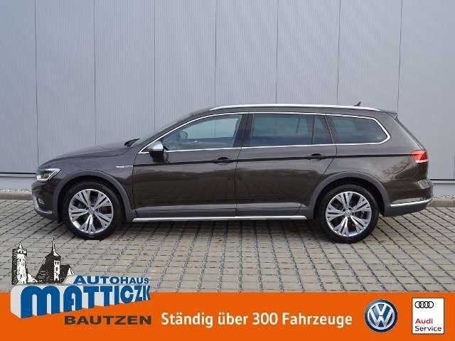 Volkswagen Passat Alltrack 2018 Benzine