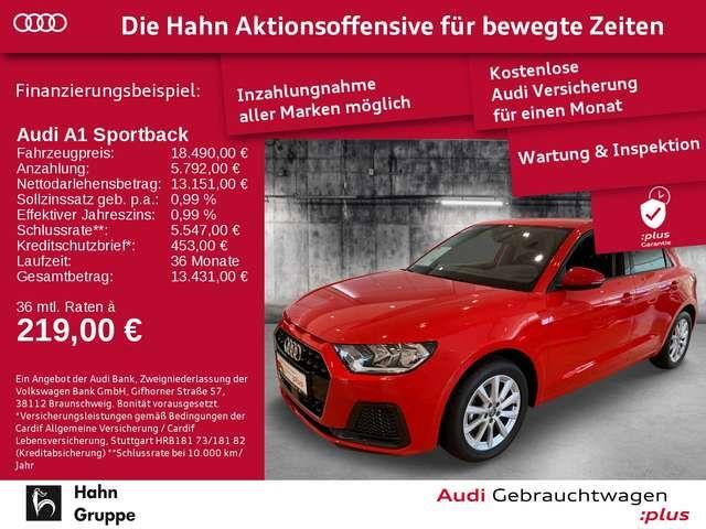 Audi A1 25TFSI Sport EinparkH SitzH MMI Rad