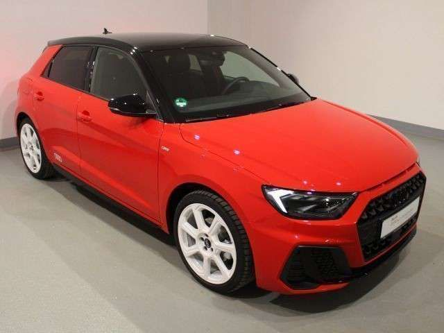 Audi A1 edition one 30 TFSI 85(116) kW(PS)