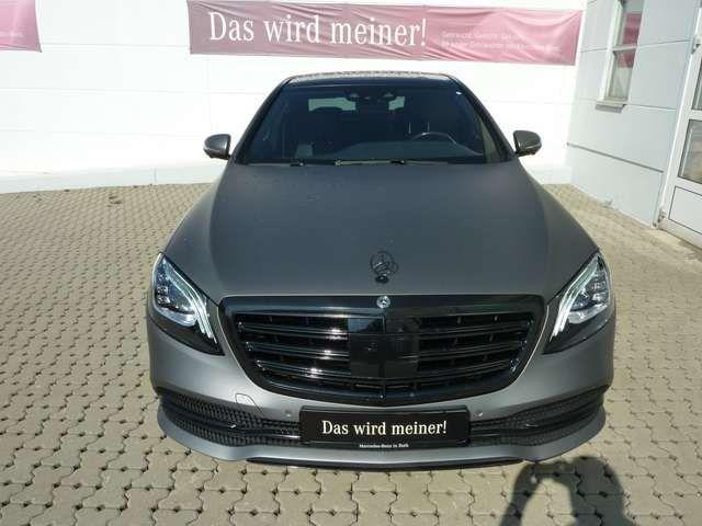 Mercedes-Benz S 350 2018 Diesel