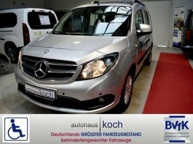 Mercedes-Benz Citan 2017 Benzine