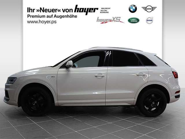 Audi Q3 2.0 TFSI quattro S tronic design DAB LED RFK
