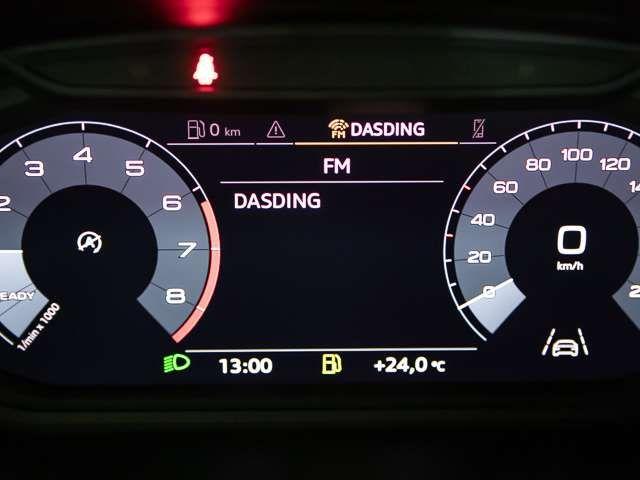 Audi A1 Sportback 25 TFSI S line Einparkhilfe