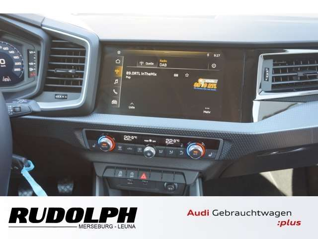 Audi A1 Sportback 25 TFSI advanced 1.0 EU6d-T DAB Temp SHZ