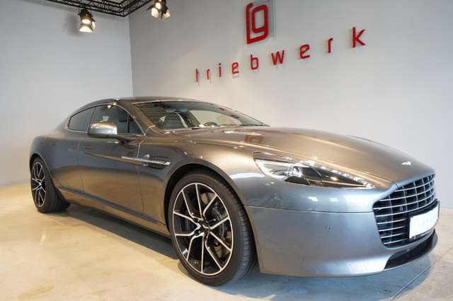 Aston Martin Rapide S-Rear Seat Entertainment -Nur 7000 Km-