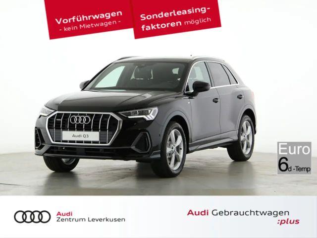 Audi Q3 40 quattro S-Line ASSISTENZ AHK LEDER LED