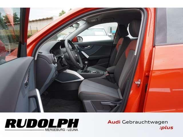 Audi Q2 30 TFSI design DAB Temp SHZ PDC LED Tel.-Vorb.