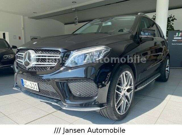 Mercedes-Benz GLE 350 2019 Diesel
