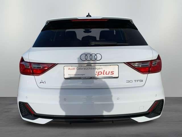 Audi A1 30 TFSI S-Line S-tronic / B+O, DAB