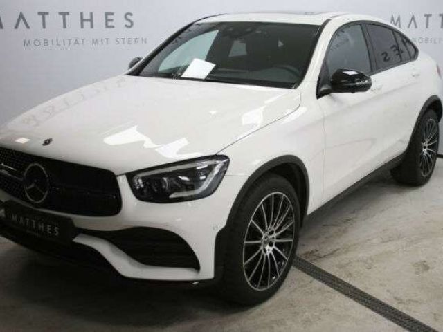 Mercedes-Benz GLC 300 2020 Benzine