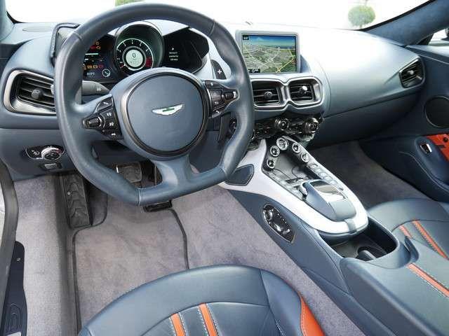 Aston Martin V8 Vantage Coupe New Vantage UPE 196.452,-