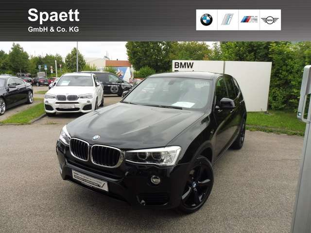 BMW X3 2017 Benzine