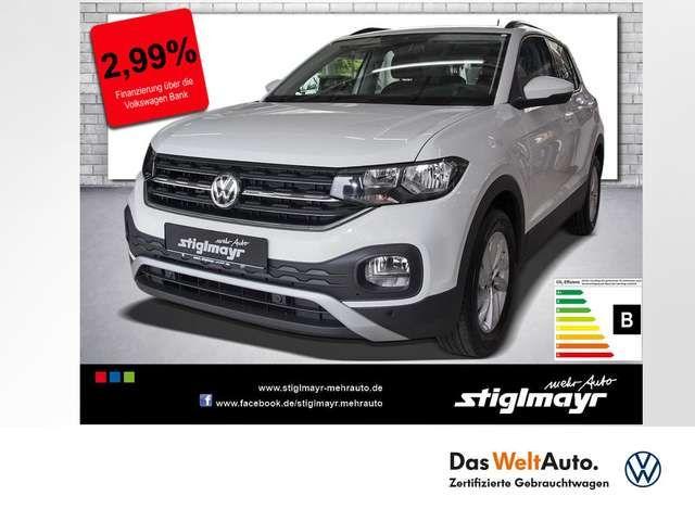 Volkswagen T-Cross 2020 Benzine