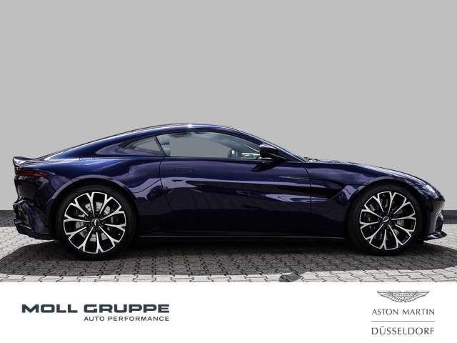 Aston Martin Vantage Mariana Blue - Dark Knight