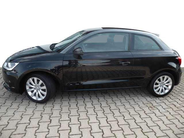 Audi A1 1.4TDI 90PS.NAVI.AC-AUTOM.SITZHZG. Sitzh. PDC