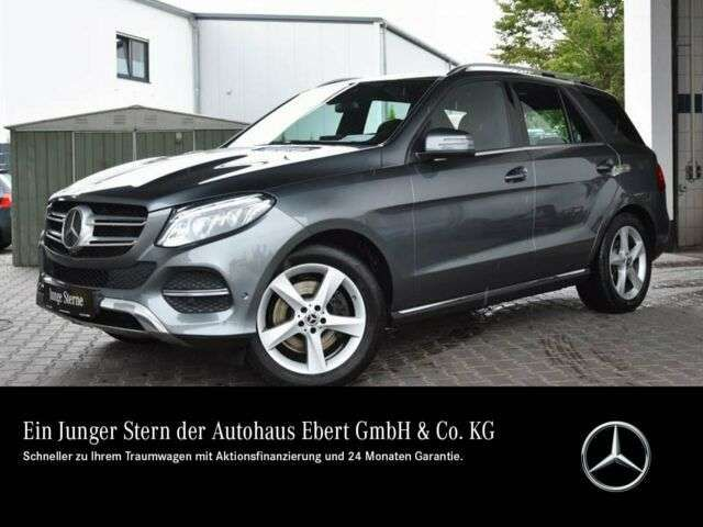 Mercedes-Benz GLE 400 2017 Benzine