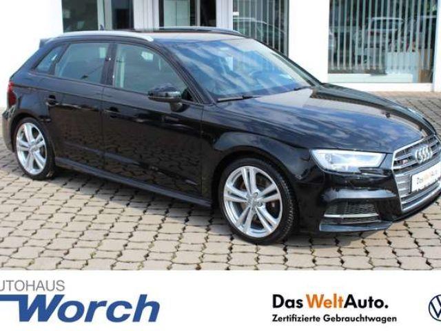 Audi S3 2018 Benzine