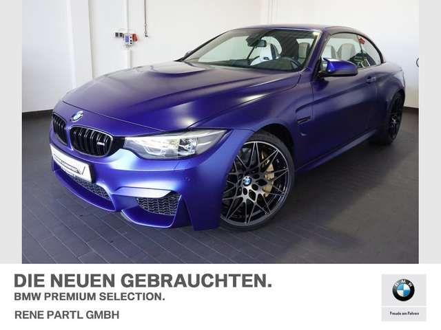 BMW M4 2019 Benzine