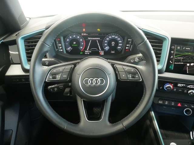 Audi A1 Sportback 40 TFSI S tro./S line/LED/NAVI/virt. Co