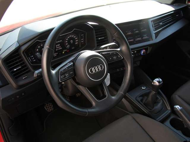 Audi A1 30TFSI Dtemp S-LINE LED NAVIvorbereitung 17Z