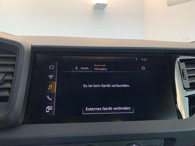 Audi A1 Sportback Sport 1.0 TFSI Sitzhzg/Bluetooth/digita