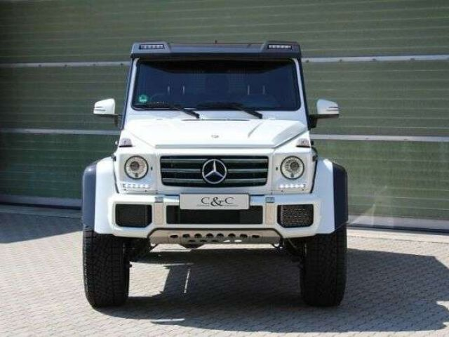 Mercedes-Benz G 500 2018 Benzine