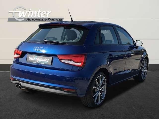 Audi A1 Sportback 1.4 TSI Sport XENON/NAVI/LM 18 ZOLL