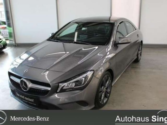 Mercedes-Benz CLA 250 2018 Benzine