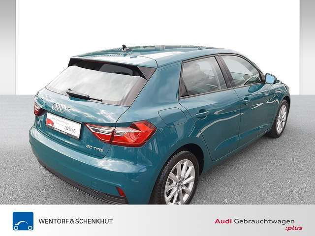 Audi A1 Sportback 30 TFSI advanced sport Klima DAB PDC GRA