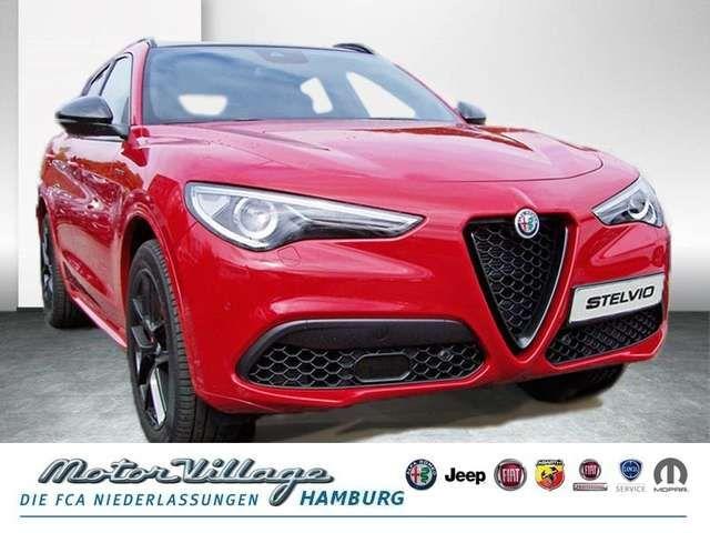 Alfa Romeo Stelvio 2020 Benzine