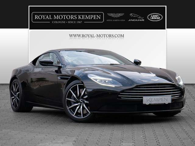 Aston Martin DB11 Coupe Launch Edition UPE: 239392,-