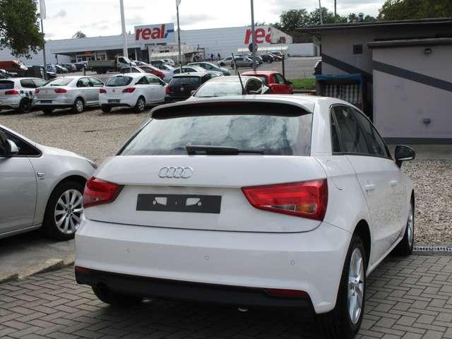 Audi A1 1.0 TFSI ultra Sportback-Klimaaut-SHZ-PDC-1HD